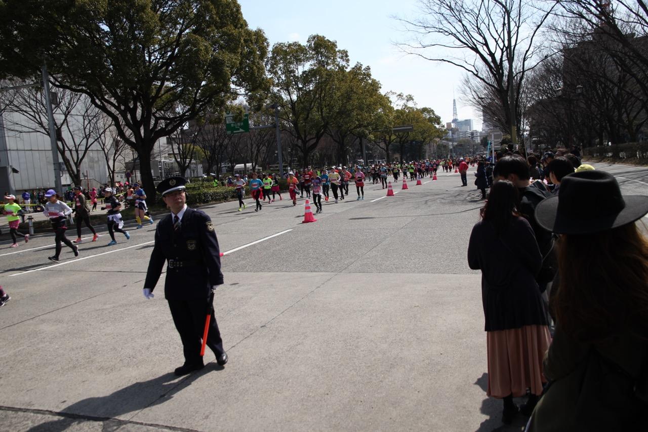12.3. Naisten maraton Nagoyassa
