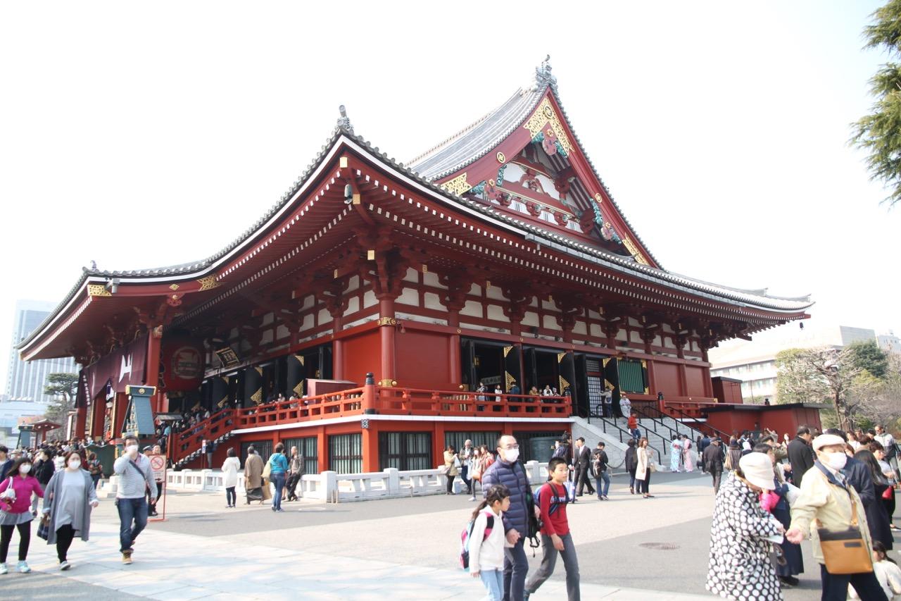 19. - 20.3. Tokiossa