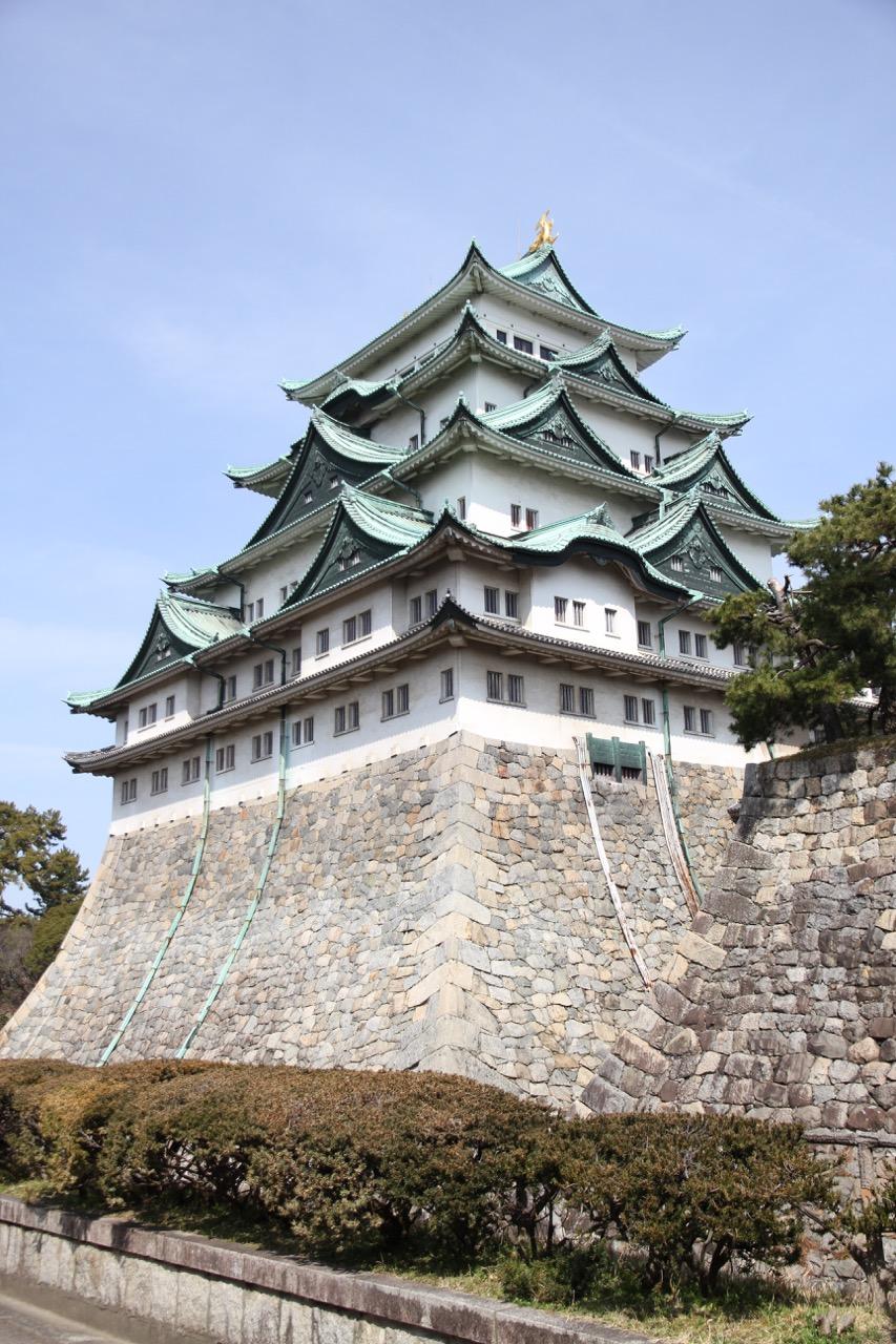 Nagoyan linna