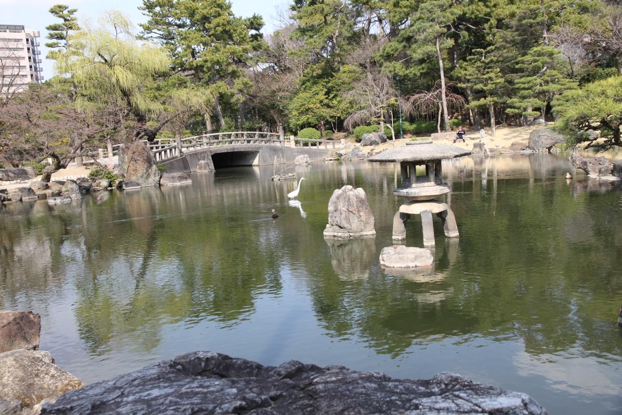 Tsurumai-puisto, Nagoya